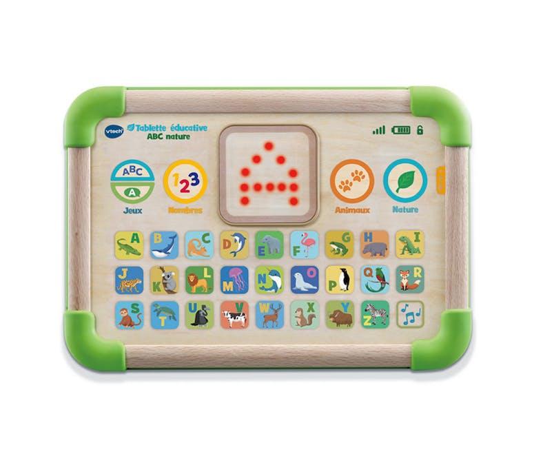 Tablette éducative ABC nature