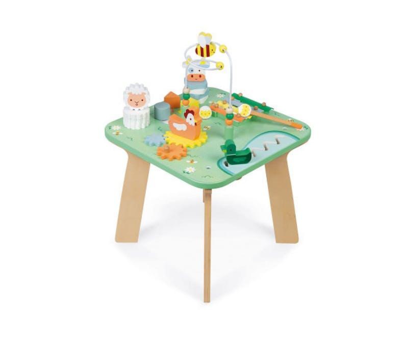La table Jolie prairie