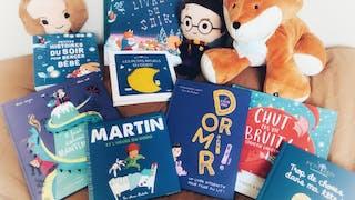 #SOMMEIL Comment aider son enfant à aller au lit ? 10 livres pour l'encourager !