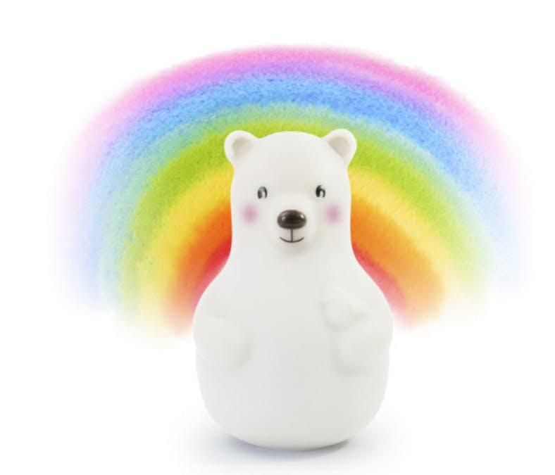 L'ours Lumicolor