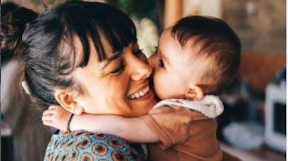 Alizée maman : ses jolies photos de sa petite Maggy pour résumer 2020