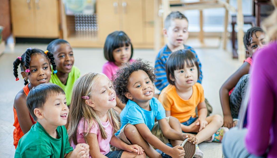 Comptines pour enfants : elles ont souvent un sens caché