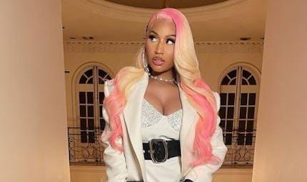 """Nicki Minaj et les débuts de l'allaitement : """"Les femmes sont des superhéroïnes"""""""