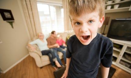 Psycho : Comment aider un enfant à libérer sa colère ?