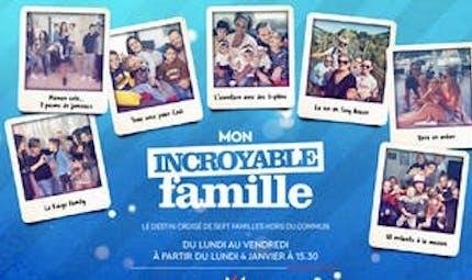 """""""Mon incroyable famille"""" sur M6 : on part à Disneyland Paris avec la famille Gachot"""