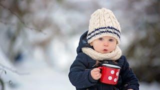 Comment protéger mon enfant contre les maladies de l'hiver