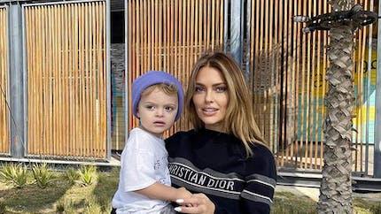 Caroline Receveur : un deuxième bébé ? « Non merci ! »
