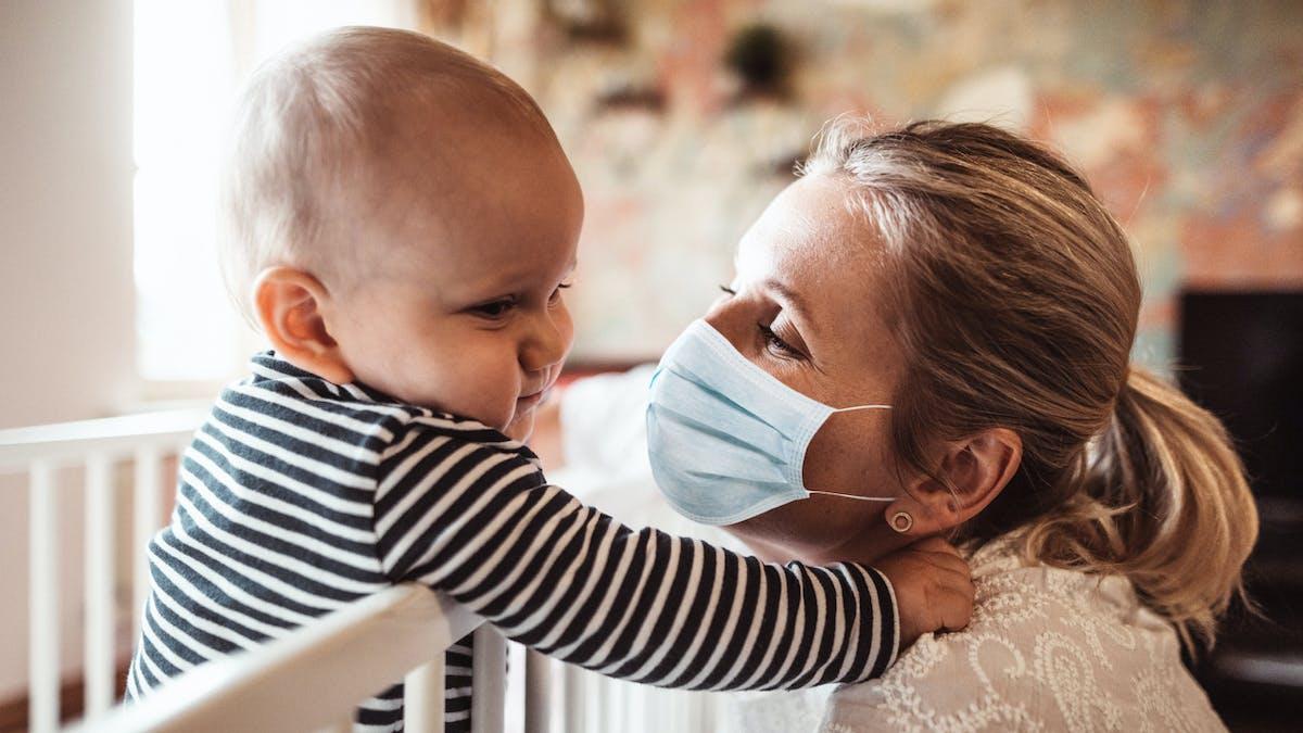 Port du masque en crèches : une enquête dévoile ses effets sur les jeunes enfants