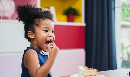 Le régime alimentaire suivi durant l'enfance aurait un impact à vie