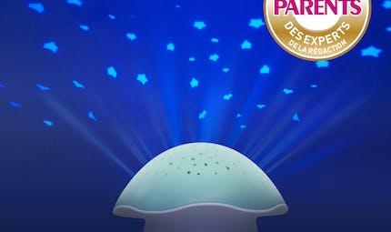Nouveau projecteur d'étoiles Champignon de PABOBO