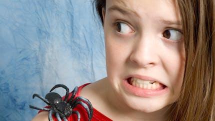 Psycho : comment aider un enfant à atténuer ses phobies ?