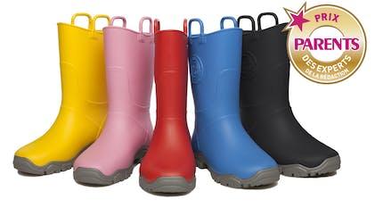 Bottes de pluie Duckys de BOATILUS