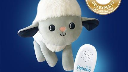 Milo le Mouton, la peluche berceuse de PABOBO