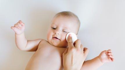 Soins pour bébé : les points forts du liniment