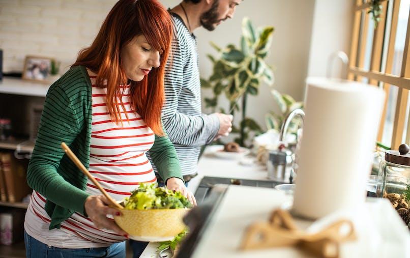 femme enceinte suppléments alimentaire