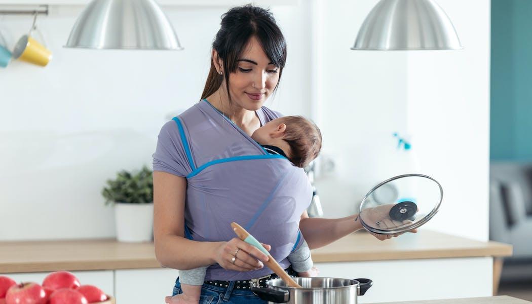 Alimentation et allaitement : que manger quand on allaite ?