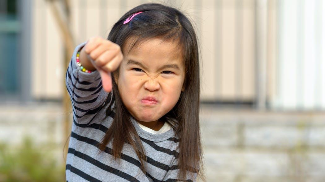 Enfants : qu'est-ce que le Terrible Two ?