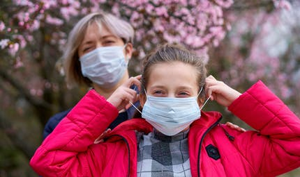 Pollens : ils augmentent les cas de Covid-19