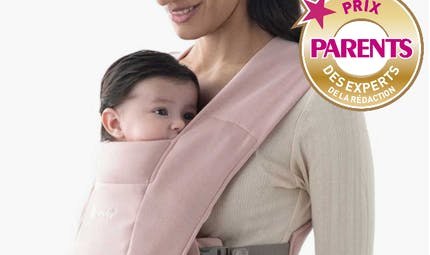 Le porte-bébé Embrace d'ERGOBABY