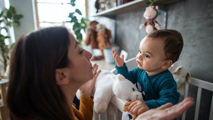 Langage : les bébés bilingues préfèrent le langage enfantin, d'après une étude