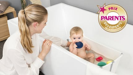 Baignoire Flexi Bath de STOKKE