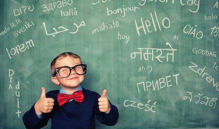 Apprendre une langue étrangère à son enfant: ce qu'il faut savoir