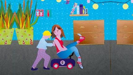 Le témoignage de Ketty : « Atteinte de sclérose en plaques, mon fils est mon plus beau remède. »