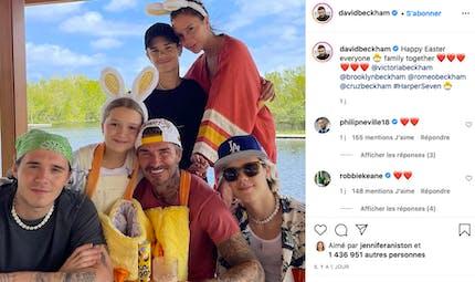 Les Beckham, Alizée, Karine Ferri... le diapo des people en famille