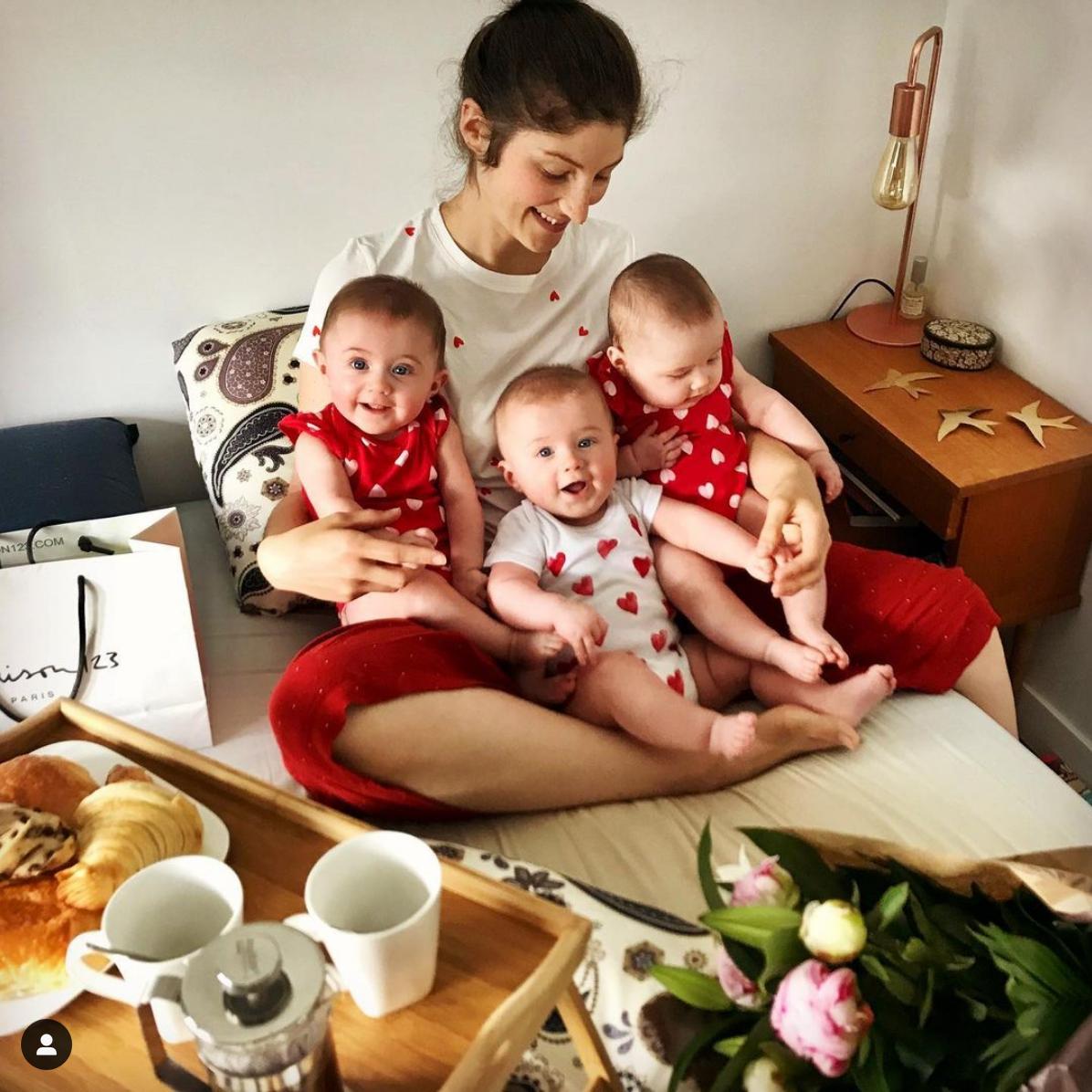 L'interview de Laura, alias @lestriplésdubonheur sur Instagram