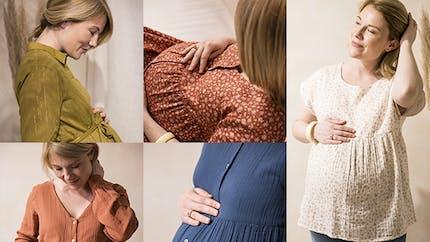 La collection future maman de Natalys : Grand confort et élégance pour le printemps et l'été !