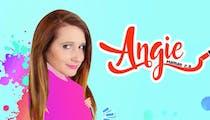 Angie 2.0 : après les vidéos, le livre !