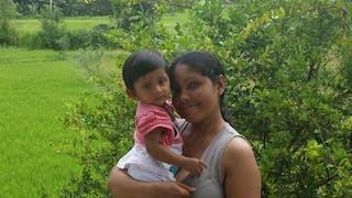 Etre mère au Sri Lanka : le témoignage d'Amanthi, maman de deux enfants