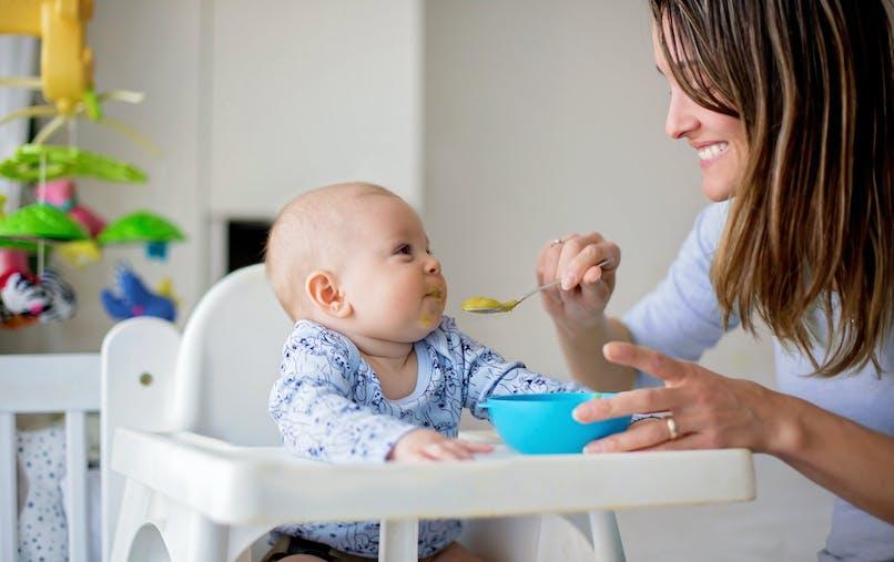 Comment organiser les menus de bébé