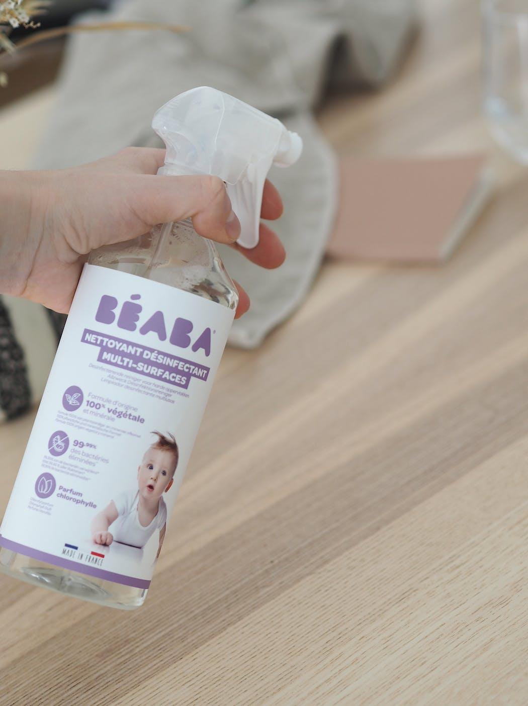 Nettoyant désinfectant de BEABA