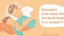 Enquête auprès des jeunes parents : comment avez-vous vécu la maternité ?