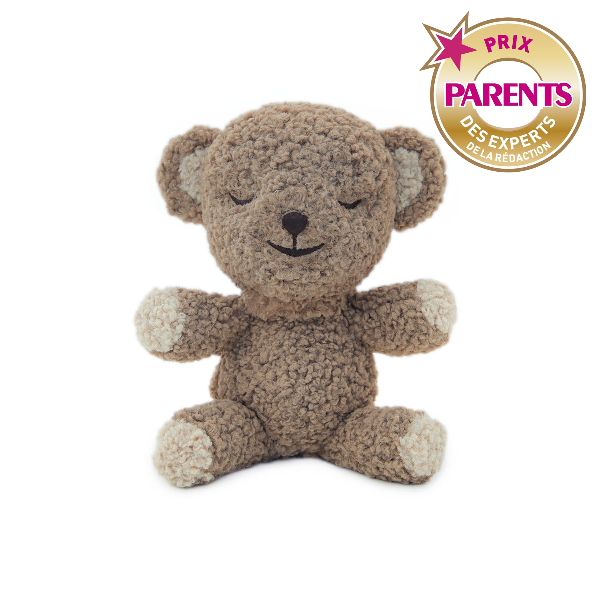 Peluche SNOObear d'HAPPIEST BABY | Prix PARENTS