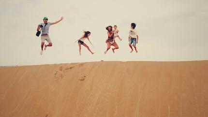 Les vacances en famille, source de bien-être pour les enfants, selon une étude Abritel