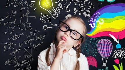 Intelligence : à 3 ans, cette petite fille a le même QI qu'Einstein
