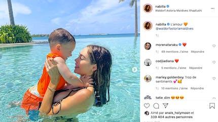 Kim Kardashian, Stromae, Nabilla... le diapo des people en famille