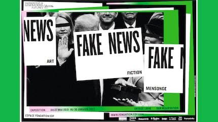 """A Paris : """"Fake News"""", une expo gratuite à voir avec les enfants"""