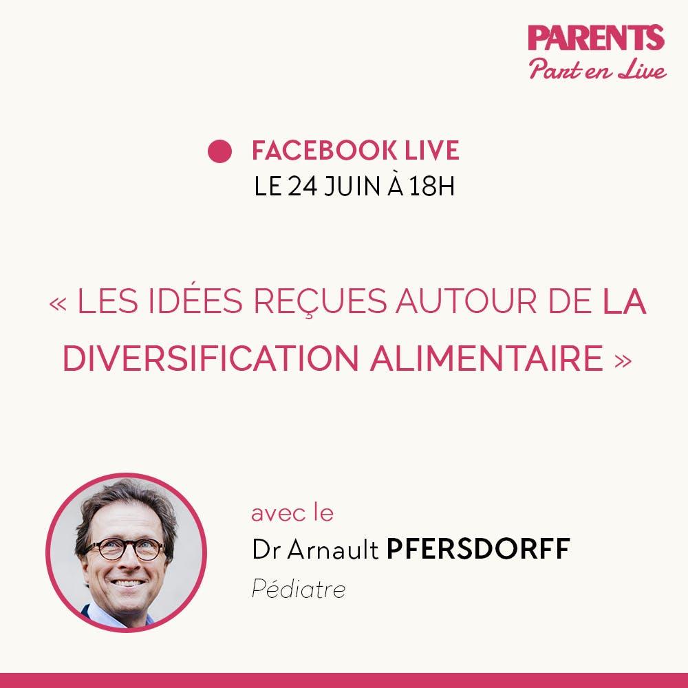 Facebook Live Parents