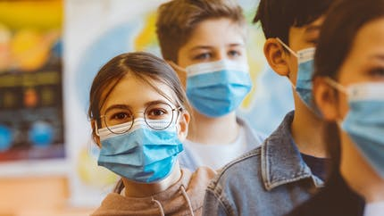 Covid-19 : le pass sanitaire ne sera pas une condition pour aller à l'école
