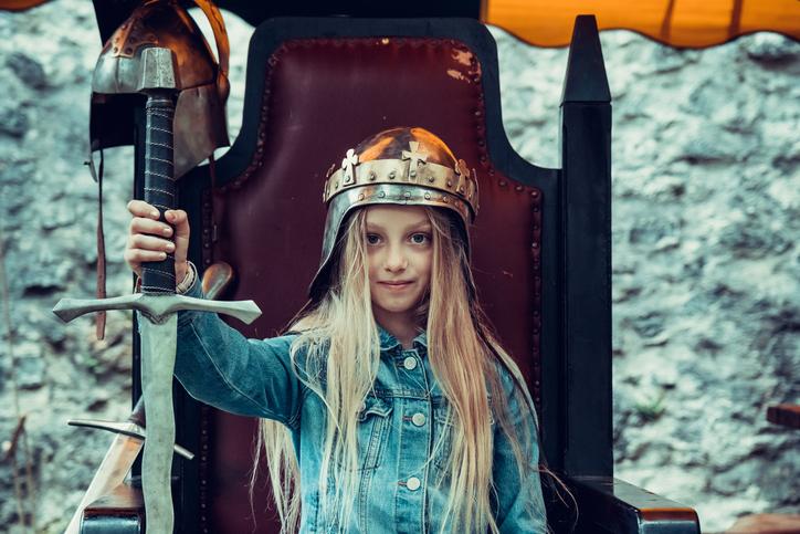 Des prénoms pour petites filles issus de la légende du roi Arthur