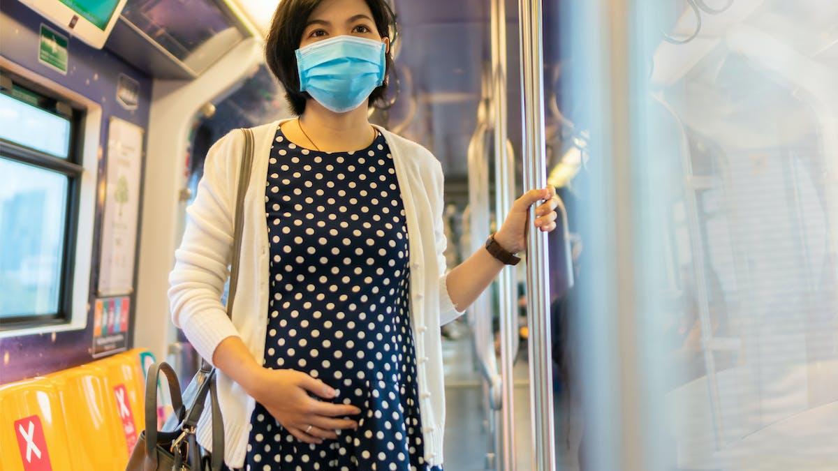 pollution et femme enceinte