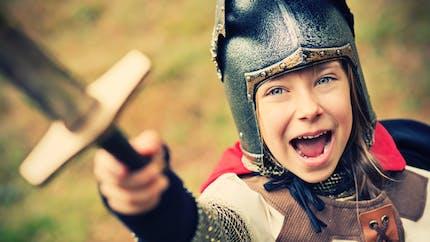 Les prénoms pour garçons inspirés des chevaliers de la Table ronde