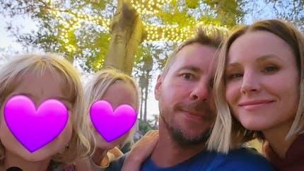 Hygiène : Kristen Bell ne lave pas ses enfants tous les jours !