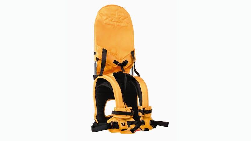 Porte-bébé dorsal Shoulder carrier G4 de MiniMeis