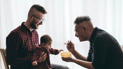 Alimentation de bébé à 4 mois : la diversification alimentaire