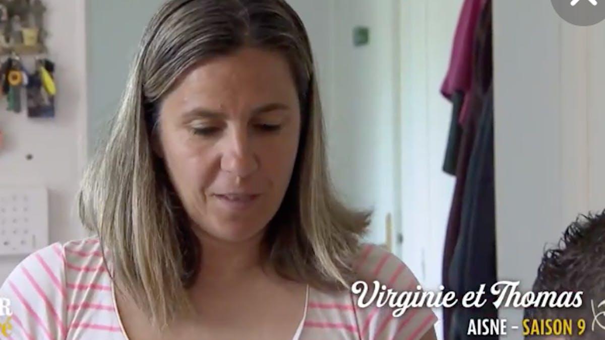 Virginie l'amour est dans le pré