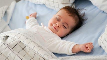 Bébé : les meilleurs remèdes naturels pour faciliter son sommeil